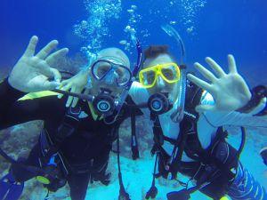 Diving Buddies
