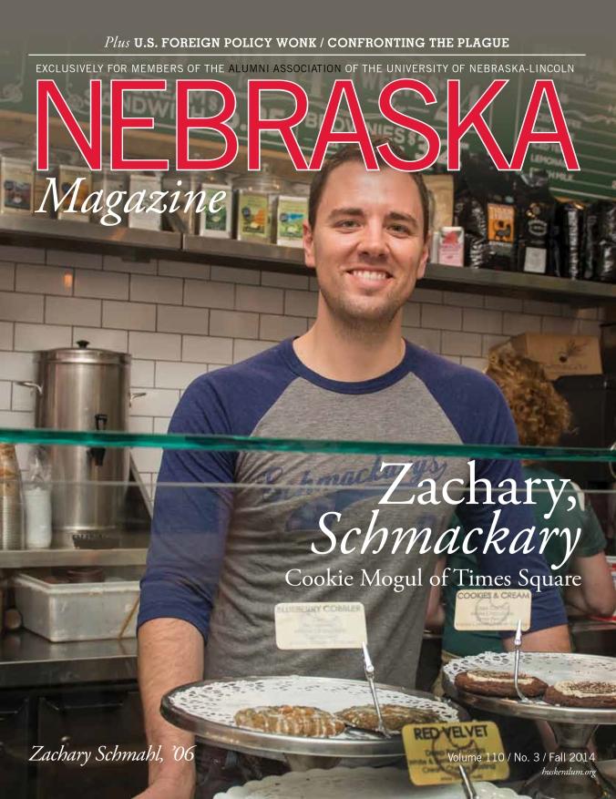 Nebraska Alumni Magazine