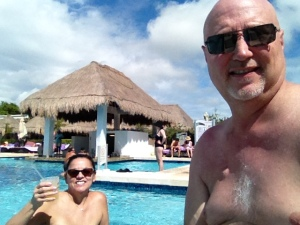 Jeff and Maria in Mexico1